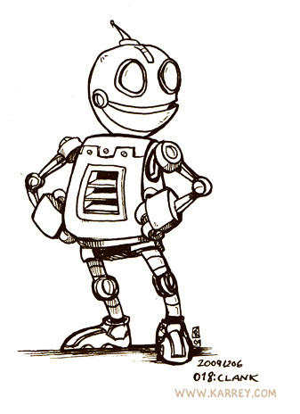Clank from Ratchet and Clank