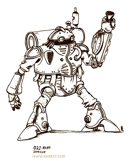 Robo from Chrono Trigger