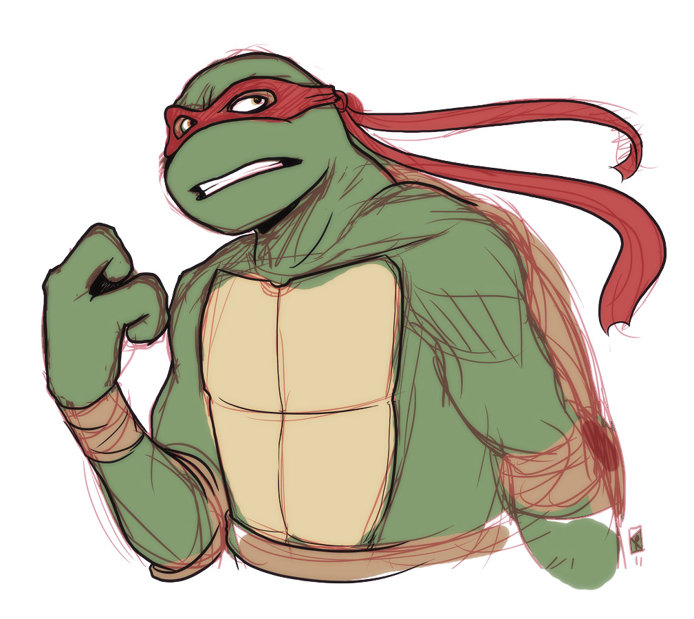 Karrey's Blog » Teenage Mutant Ninja Turtles